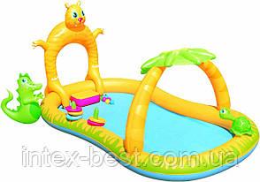 Детский надувной центр - бассейн BestWay 53030, фото 2
