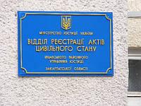 Порядок аннулирования актовых записей гражданского состояния в Украине