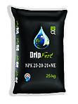 Универсальное водорастворимое удобрение  DripFert™ 20-20-20+МЭ