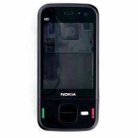 Корпус ААА Nokia N85 (черный)+английская клавиатура
