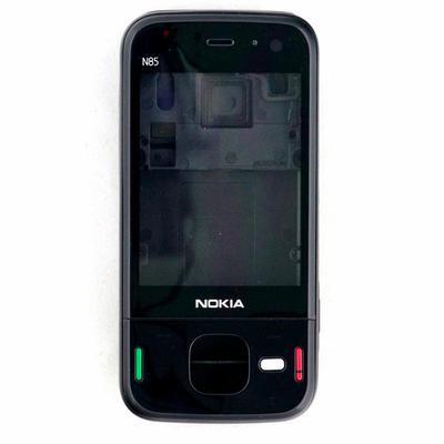 Корпус ААА Nokia N85 (чёрный)+английская клавиатура