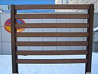 Забор - Ранчо фактура дерево