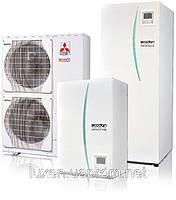 Тепловой насос Mitsubishi Electric Zubadan Ecodan (14 кВт ) PUHZ-SHW140VHA\ ERSC-VM2B, фото 1