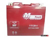 Аккумулятор АКБ YT12B-4