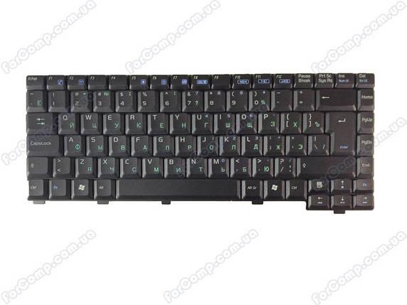 Клавиатура для ноутбука ASUS A3(L/G), A3000, A6, A6000, A9, A9000, G1, Z81, Z91, фото 2