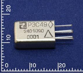 РЭС49 РС4.569.421-0001 Реле Реле 27 V