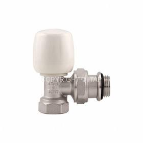 ITAP 394S Кран радиаторный угловой ручной вентиль 1/2''