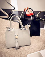 Роскошные деловые сумки с кисточкой