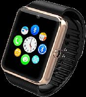 Розумні годинник SmartWatch GT08 Gold, фото 1
