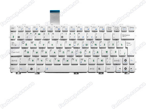 Клавиатура для ноутбука ASUS EeePC: 1011, 1015, 1016, 1018 series, фото 2