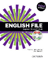 Учебник по английскому языку English File 3rd Edition Beginner Student's Book and iTutor DVD