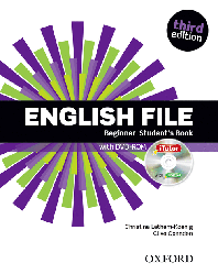 English File 3rd Edition Beginner Student's Book and iTutor DVD