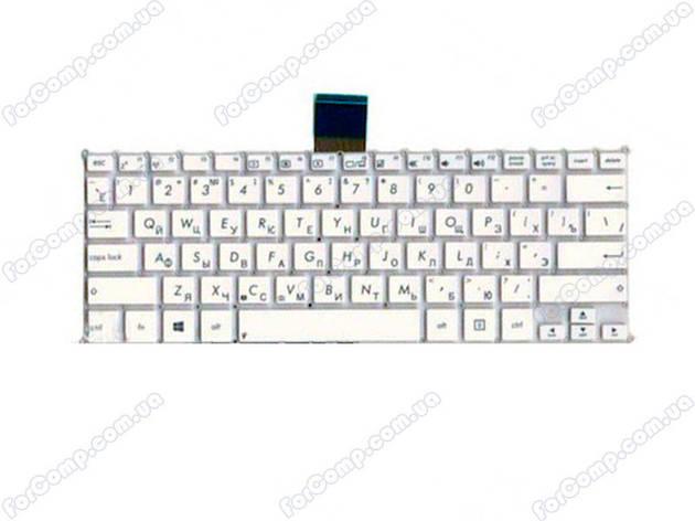 Клавиатура для ноутбука ASUS F200, R202, X200 series, фото 2