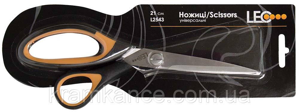 Ножницы LEO L-2543 21см
