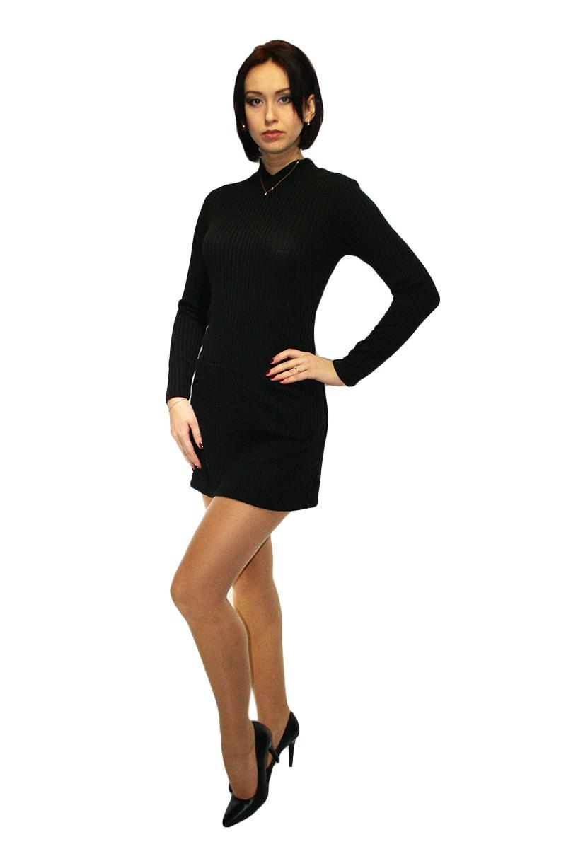 Платье Oscar Fur ПТ-2 Черный