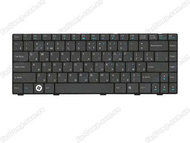 Клавиатура для ноутбука ASUS F80, F83, X82, X88 Lamborghini VX2; BENQ: R45, R47, фото 2