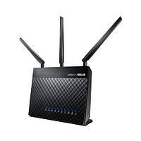 Роутер Asus RT-AC68U/R AC1900 802.11AC Dual Band WiFi Router Новинка 2014