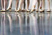 Сценический танцевальный линолеум Grabolett balett Broadway 17