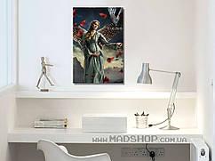 Картина 40х60 см Викинги Аслауг