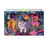 Игровой набор «My Little pony» с аксессуарами7012
