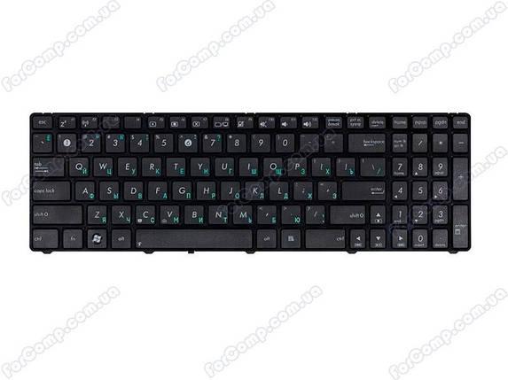 Клавиатура для ноутбука ASUS K50, K51, K60, K61, K70, F52, P50, X5, фото 2