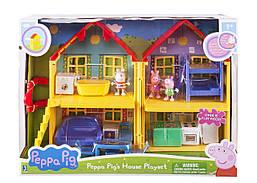 Игровой набор Домик свинки Пеппы Peppa Pig's Deluxe House