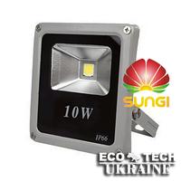 Прожектор светодиодный уличный SUNGI 10 Вт IP66