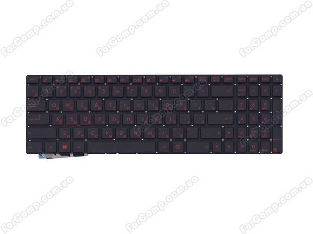 Клавиатура для ноутбука ASUS G551, G771 series, фото 2