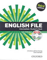 Учебник по английскому языку English File 3rd Edition Intermediate Student's Book and iTutor DVD