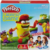 Play-Doh Launch Game - Настільна гра Мій Дододошка (Пластилин Плей До Настольная игра  Мой Додошка)
