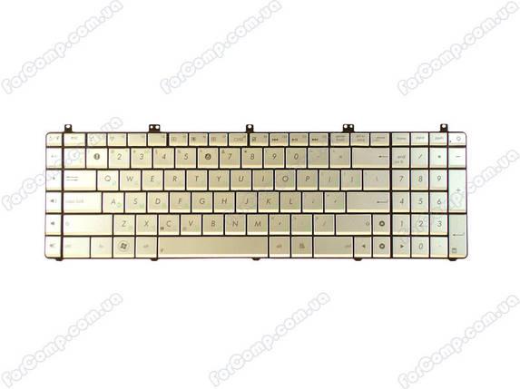 Клавиатура для ноутбука ASUS N55, N75, X5QS, фото 2
