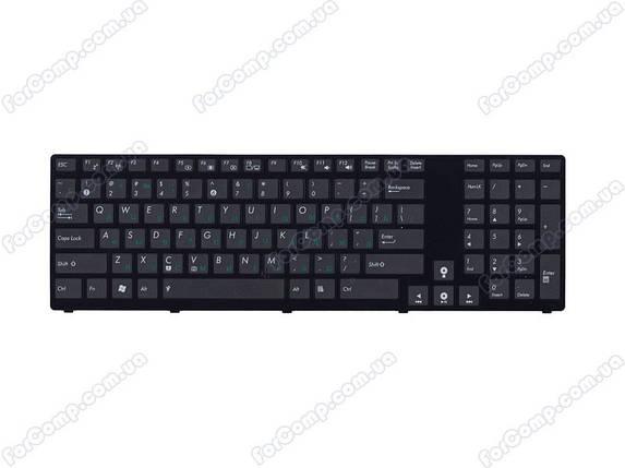 Клавиатура для ноутбука ASUS K93, K95, фото 2