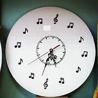 Часы круг 1