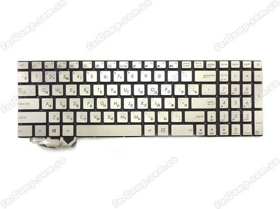 Клавиатура для ноутбука ASUS N551, N751 series, фото 2
