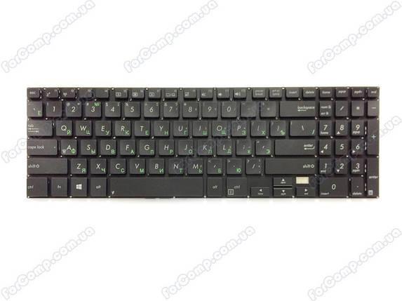 Клавиатура для ноутбука ASUS PU550, PU551, PRO550, PRO551, E550, E551, фото 2