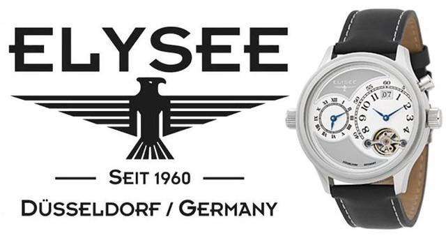 Мужские кварцевые часы Elysee