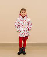 Куртка зимняя для девочки (от 1 до 8 лет)