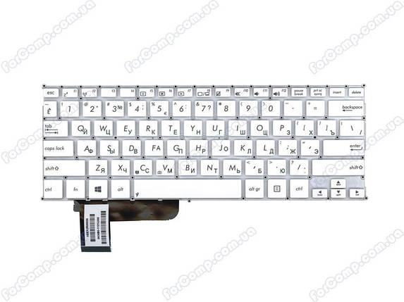 Клавиатура для ноутбука ASUS S200, X201, X202 series , фото 2