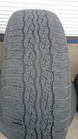 Шины б\у, летние: 225/65R17 Bridgestone Dueler H/T 687