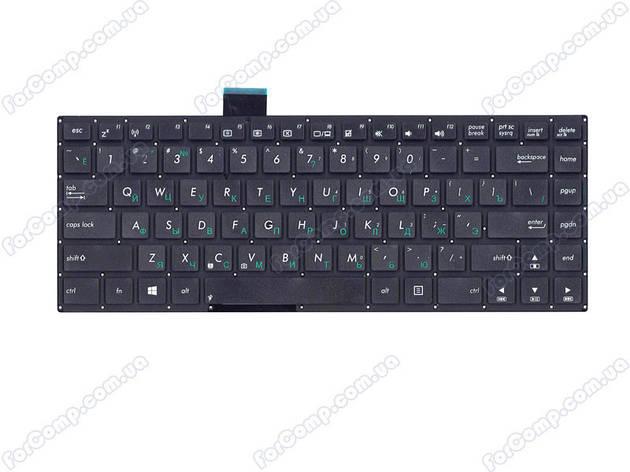 Клавиатура для ноутбука ASUS S400, S451, X402, фото 2