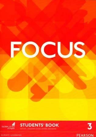 Focus 3 Student Book (підручник)