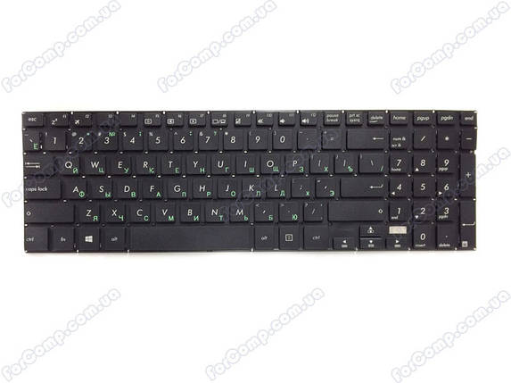 Клавиатура для ноутбука ASUS TP500 series, фото 2