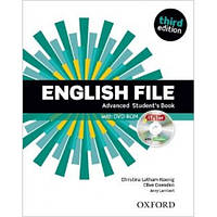 Учебник по английскому языку English File 3rd Edition Advanced Student's Book and iTutor DVD