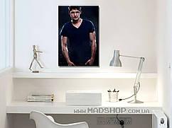 Картина 40х60см Волчонок Скотт МакКолл