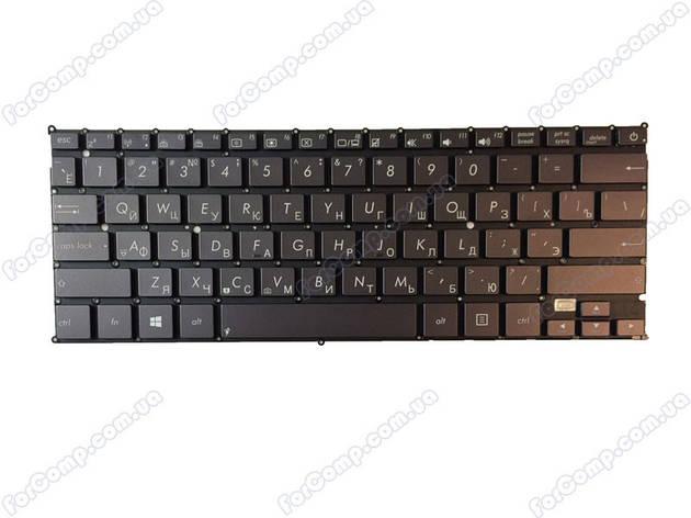 Клавиатура для ноутбука ASUS UX21A, UX21E, фото 2