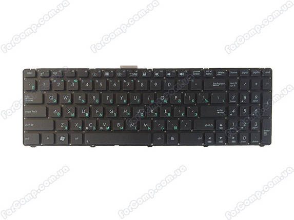 Клавиатура для ноутбука ASUS U52, U53, U56, фото 2