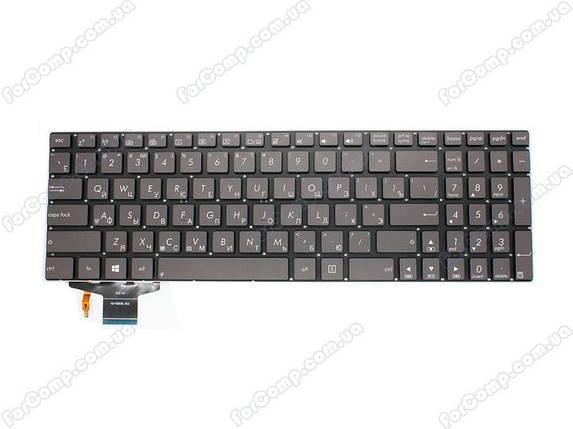 Клавиатура для ноутбука ASUS UX51, U500 series, фото 2