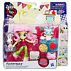 My Little Pony Equestria Girls Minis Fluttershy Slumber Party  (мини-кукла Флаттершай Пижамная вечеринка), фото 2