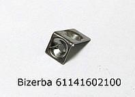Bizerba 61141602100 Крепежный уголок для Retail scale K--high+K--class, BS/BS--H 800, BS 400, BS 100--200F