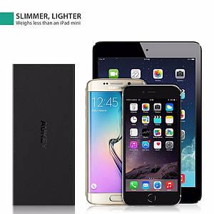 AUKEY PB-T3 Power Bank 16000mah внешний аккумулятор с функцией Quick Charge 2.0 (Qualcomm)